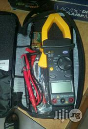 Mastech Clamp Meter AC/DC | Measuring & Layout Tools for sale in Lagos State, Ojo