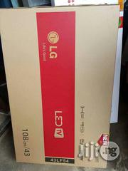 Brand New LG 43 Inches LED | TV & DVD Equipment for sale in Lagos State, Lagos Mainland
