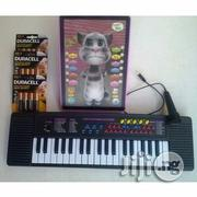 Kids' Piano With Microphone Talking Tom | Toys for sale in Lagos State, Surulere