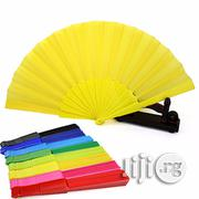 Plastic Foldable Hand Fans As Ideal Souvenir | Stationery for sale in Lagos State, Ikeja