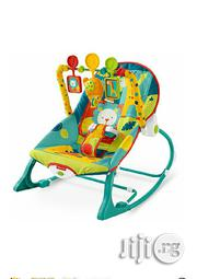 Fisher Price Infant to Toddler Rocker(US) | Children's Gear & Safety for sale in Lagos State, Ikeja