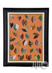 Ankara Wall Frame - Handmade (Black Friday) | Arts & Crafts for sale in Lagos State, Lagos Mainland