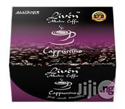 Liven Alkaline Coffe Cappuccino | Meals & Drinks for sale in Lagos State, Lagos Mainland