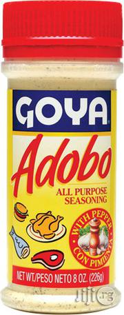 Adobo All-purpose Seasoning With Pepper | Vitamins & Supplements for sale in Lagos State, Ojodu
