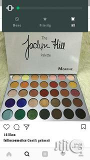 Morphe Jacklyn Hill Shadow Pallete | Makeup for sale in Lagos State, Lagos Mainland