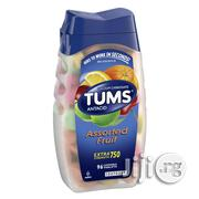 TUMS Extra Strength Assorted Fruit Antacid Chewable Tablets For Heartb | Vitamins & Supplements for sale in Lagos State, Lagos Mainland
