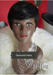 Human Hair Rihanna Wig   Hair Beauty for sale in Lagos State, Ojo