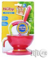 Nuby Mash And Feed Baby Bowl | Kitchen & Dining for sale in Lagos State, Ikeja