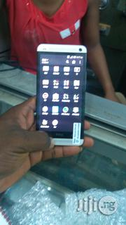 HTC One M7 Silver 32GB | Mobile Phones for sale in Ogun State, Ifo