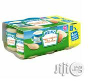 Heinz Egg Custard With Rice Baby Pudding(6 Jar) | Manufacturing Materials & Tools for sale in Lagos State, Ikeja