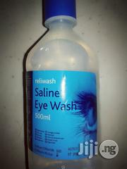 Saline Eye Wash | Tools & Accessories for sale in Rivers State, Port-Harcourt
