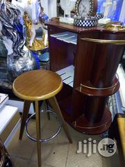 Wooden Rolling Wine Bar. | Furniture for sale in Lagos State, Ojo