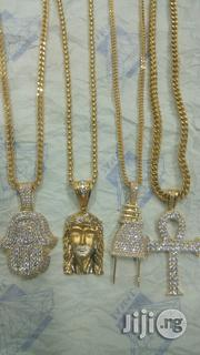Italy Gold 18karat Is Available for Sell | Jewelry for sale in Lagos State, Yaba