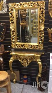 Brand New Designer Wall Mirrors With Consoles | Home Accessories for sale in Abuja (FCT) State, Garki 2