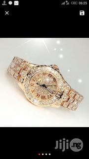 Rose Gold Ladies Wrist Watch | Watches for sale in Lagos State, Surulere