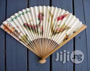 Customizes Foldable Bamboo Hand-fan | Clothing Accessories for sale in Lagos State, Ikeja