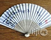 Foldable Bamboo Hand-fan | Clothing Accessories for sale in Lagos State, Ikeja