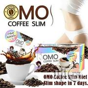 OMO Coffee Slim Mix Natural Herb Extract Weight Loss Drink | Vitamins & Supplements for sale in Lagos State, Lagos Mainland