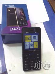 D Horse 472 Black | Mobile Phones for sale in Lagos State, Ikeja