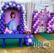 Little Princess Purple And Pink Cake Stand   Meals & Drinks for sale in Lagos State, Lekki Phase 1