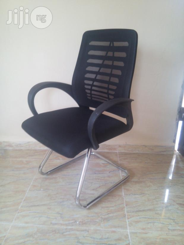 SDA Reliable Office Mesh Visitors Chair