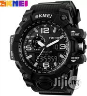 Skmei-1155,Analog Digital Watch for Men | Watches for sale in Lagos State, Ikeja