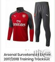 New Arsenal Survetement Enfant 2017/2018 Training Tracksuit | Clothing for sale in Lagos State, Surulere