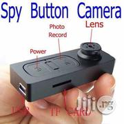 Spy Button With Sharp Lens | Accessories & Supplies for Electronics for sale in Lagos State, Ikeja