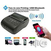 POS Thermal Receipt USB Bluetooth Printer for Android IOS and Windows | Printers & Scanners for sale in Lagos State, Ikeja