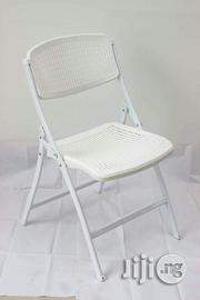 Folding Chair White | Furniture for sale in Lagos State, Ojo