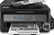 Epson Monochrome Printer M200 With Automatic Document Feeder   Printers & Scanners for sale in Lagos State, Ikeja