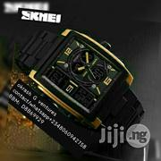 Skmei Analog/Digital Plastic Water Resistant Watch | Watches for sale in Lagos State, Lagos Island