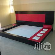 Bedframe With Set of Drawer | Furniture for sale in Lagos State, Lekki Phase 1
