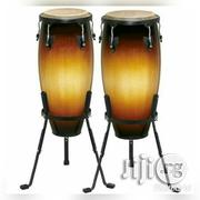 Premier English Sunburst Conga - Pair | Musical Instruments & Gear for sale in Lagos State, Ojo