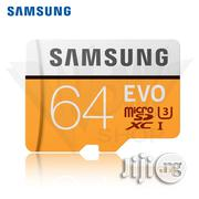 Samsung EVO MB-MP64D Memory Card | Accessories for Mobile Phones & Tablets for sale in Lagos State, Lagos Mainland