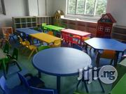 Quality Classroom Chair & Desk | Furniture for sale in Lagos State, Ikeja
