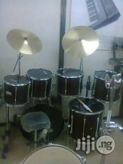 Premier Professional Drum Set (7pc) | Musical Instruments & Gear for sale in Lagos State, Ojo