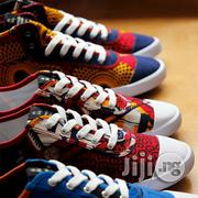 Ankara Unisex Sneakers | Shoes for sale in Lagos State, Ojota