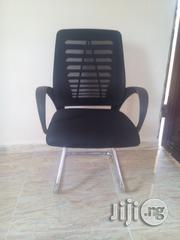 Mesh Office Visitors Chair (New)   Furniture for sale in Lagos State, Ikeja