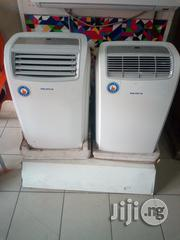 Polystar 1hp Room Mobile Standing A.C With 2yrs Wrnty. | Home Appliances for sale in Lagos State, Ojo
