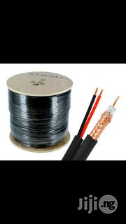 100% RG59 305 Meters CCTV Cable   Accessories & Supplies for Electronics for sale in Rivers State, Port-Harcourt