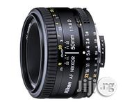 Nikon AF FX NIKKOR 50mm F/1.8d Prime Lens With Manual Aperture Control | Accessories & Supplies for Electronics for sale in Lagos State, Lagos Mainland