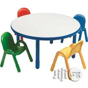 Available Round Desk & Chairs On Bethelmendels For Sale | Furniture for sale in Lagos State, Ikeja