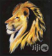 Lion Hand Painted Artworks   Arts & Crafts for sale in Rivers State, Port-Harcourt