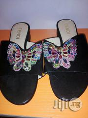 Fendi Slippers | Shoes for sale in Lagos State, Mushin