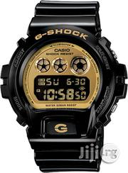 Casio G Shock Classic Gold Dial Digital Multifunction Mens Watch DW690 | Watches for sale in Lagos State, Lagos Island