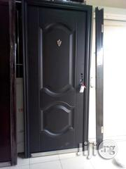 """3ft China 50mm Steel Door With 3"""" Frame 