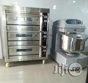 Gas Baking Oven 6 Trays 3 Deck   Industrial Ovens for sale in Abuja (FCT) State