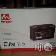 Mercury Elite 7.5 UPS Battery   Computer Hardware for sale in Rivers State, Port-Harcourt