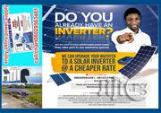 Do Already An Inverter But Tired Of Buying Fuels? | Repair Services for sale in Lagos State, Surulere